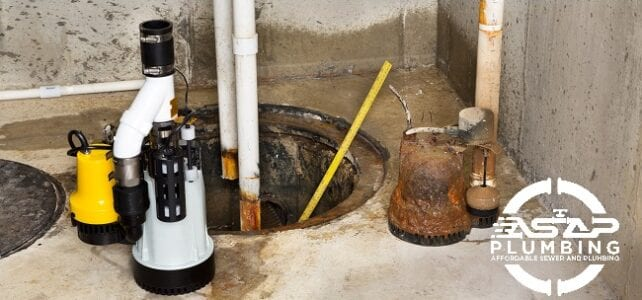 Plumber in Lorain to Install Sump Pump