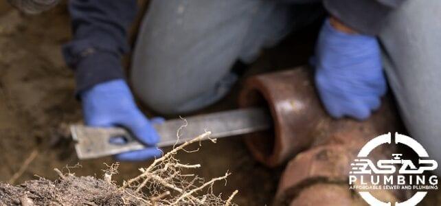 sewer line repair lorain