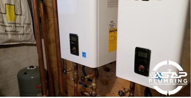 plumber for water heater installation Lorain and CLeveland