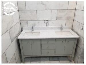 Remodeling Plumber New Bathroom Fixtures
